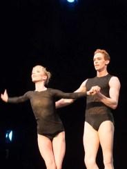 Sarah Lamb and Edward Watson in Qualia