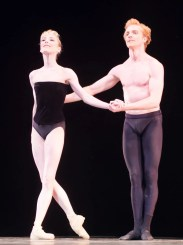 Sarah Lamb and Steven McRae in Marriott's In the Hothouse