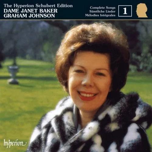 Janet Baker Graham Johnson