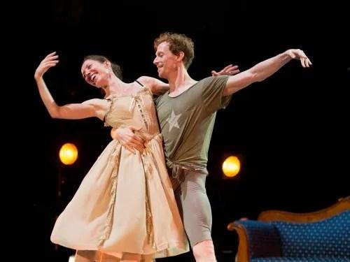 Mara Galeazzi & Edward Watson in MacMillan's Manon