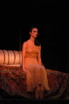 Jurgita Dronina in Romeo & Juliet photo by Serguei Endinian