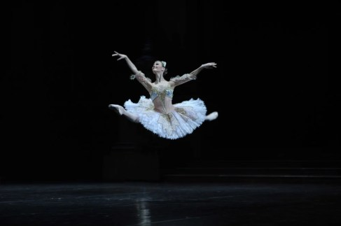 Jurgita Dronina in Sleeping Beauty photo by Serguei Endinian