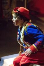 Desirée Rancatore in La Fille du Régiment, Teatro alla Scala 2007, photo by Marco Brescia