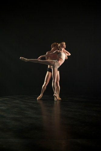 Sarah Lamb and Steven McRae by David West