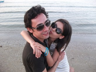 Vittorio Galloro and Marianna Galloro, Rimini 2012