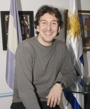 Julio Bocca, director of the Ballet Nacional de Sodre