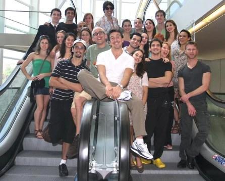 Julio Bocca with the Ballet Nacional de Sodre