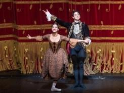 Manon-La Scala-Alessandra Vassallo, Mick Zeni