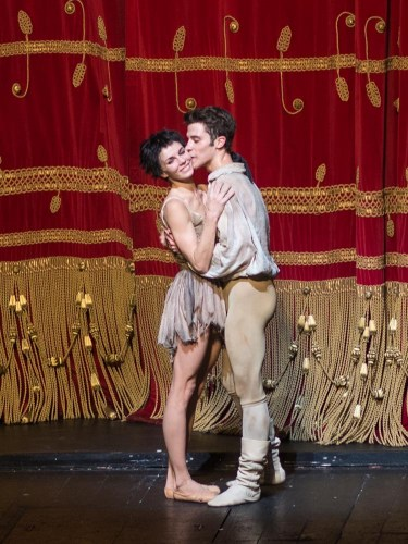 Natalia Osipova and Claudio Coviello receive a long ovation at La Scala