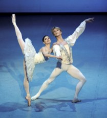 Marijn Rademaker Theme and Variations (c) Stuttgart Ballet