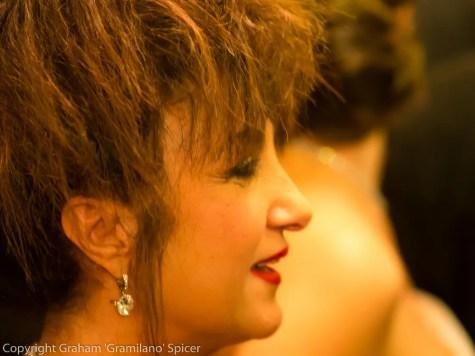 Singer Marcella Bella