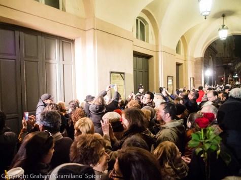 Claudio Abbado Tribute Teatro alla Scala Milan