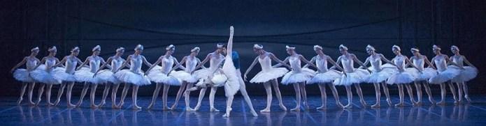 Swan Lake with Rome Opera Ballet