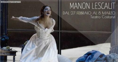 Manon Lescaut Teatro dell Opera di Roma