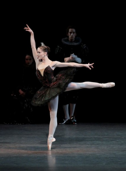 Black Swan Ashley Bouder