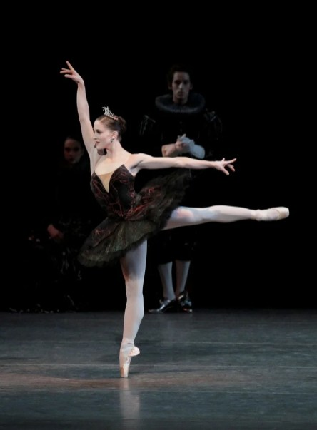 Black Swan Ashley Bouder