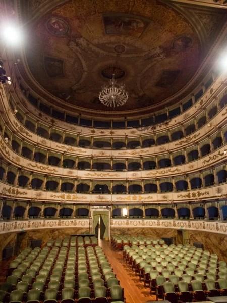 Teatro Bonci, Cesena