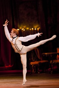 Steven McRae in Manon - photo by Johan Persson, 2011