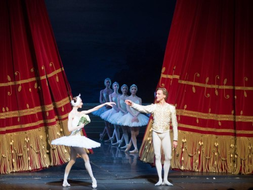 Svetlana Zakharova and David Hallberg, Swan Lake, La Scala