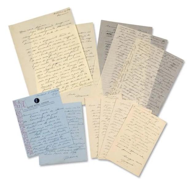 Maria Callas' letters to Elvira de Hidalgo