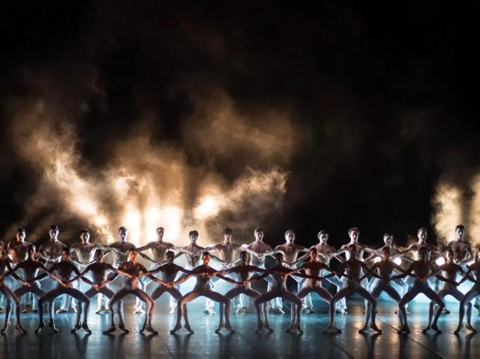 Roland Petit's Pink Floyd Ballet, La Scala, 2014