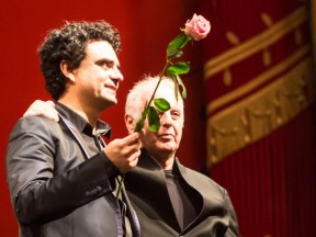 Rolando Villazón and Daniel Barenboim at La Scala, 2014-2