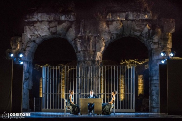 Carmen, Medea, Cassandra, Il processo 2