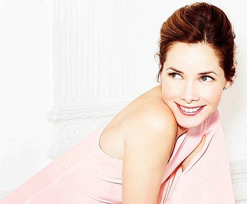 Darcey Bussell Sanctuary Spa campaign