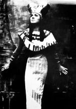 Fiorenza Cossotto as Amneris in Aida, Arena di Verona