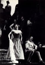 Fiorenza Cossotto in Carmen with Nicolai Gedda, La Scala 1974