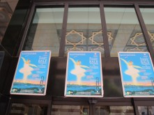 Just arrived at the Istanbul International Ballet Competition so excited what a great theater
