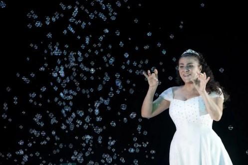 Cecilia Bartoli in La Cenerentola, Salzburg 2014 ©Silvia Lelli