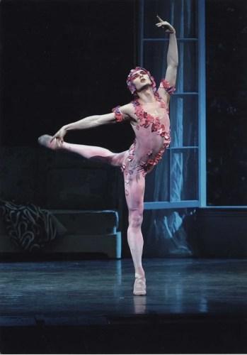 Spectre de la rose with Ivan Putrov