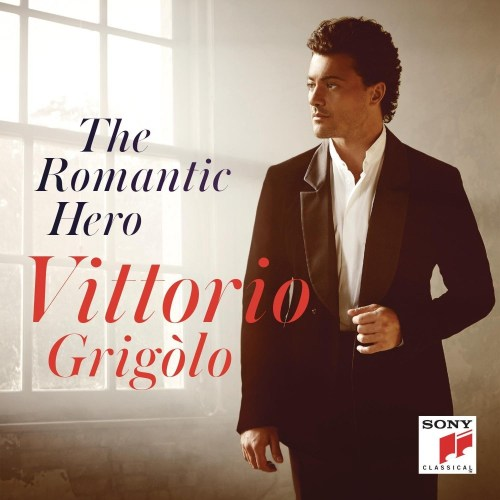 Vittorio Grigolo The Romantic Hero