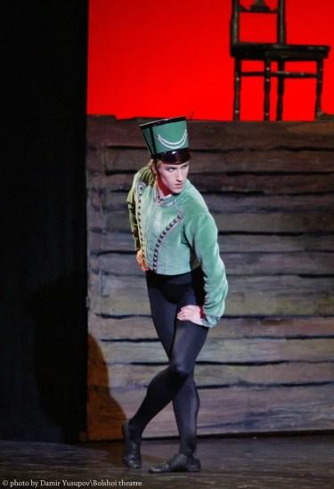 Andrey Merkuriev in Carmen © photo by Damir Yusupov - Bolshoi Theatre 2