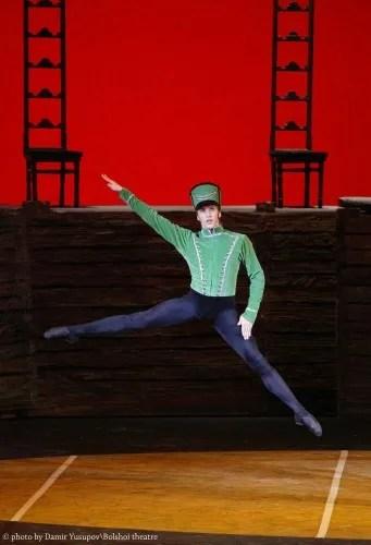 Andrey Merkuriev in Carmen © photo by Damir Yusupov - Bolshoi Theatre
