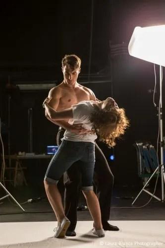 Dirty Dancing rehearsals -  © Laura Bianca