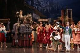 Don Quixote - photo Brescia and Amisano Teatro alla Scala 2014