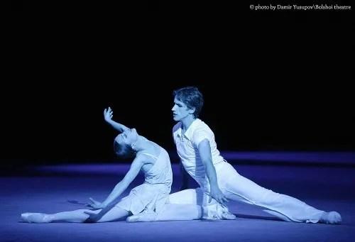 Andrey Merkuriev inThe Golden Age © photo by Damir Yusupov - Bolshoi Theatre