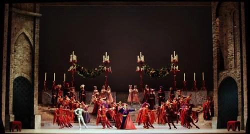 Romeo and Juliet - photo Brescia and Amisano, Teatro alla Scala