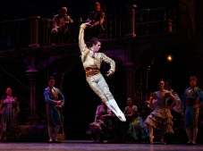 James Whiteside in Don Quixote - photo Marty Sohl