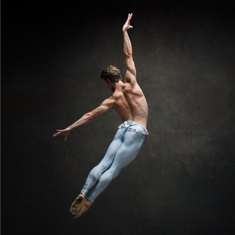 James Whiteside - photo by NYC Dance Project 2