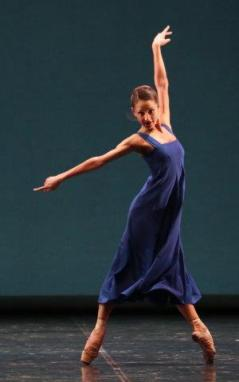 Nicoletta Manni in Russian Seasons - photo by Brescia-Amisano, Teatro alla Scala