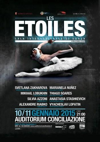Les Etoiles Gala Rome