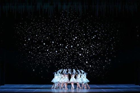 Nutcracker, La Scala 2014- - photo Brescia e Amisano - Teatro alla Scala
