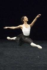 Francesca Hayward in Draft Works, The Royal Ballet © ROH-Andrej Uspenski, 2012
