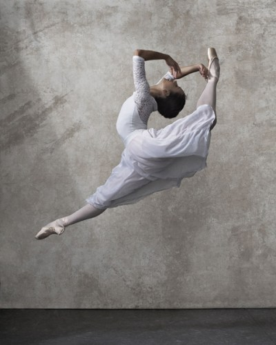 Francesca Hayward - photo by James McNaught