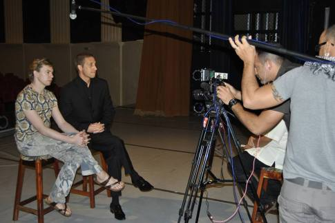 Making the A Gift from Malakhov Documentary
