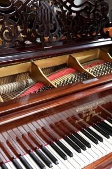 Pianoforte appartenuto a Liszt 1
