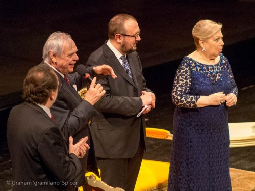 Alexander Pereira says that for a day the theatre will be La Freni di Milano